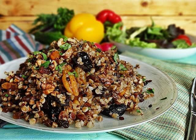 Рецепты гречневой каши с овощами для здоровья