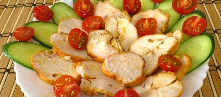 Как приготовить пастрому из куриных грудок в духовке?