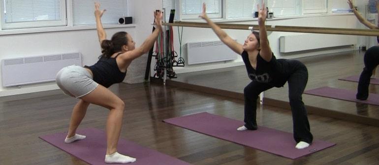 Гимнастика Хаду омолаживающий комплекс упражнений