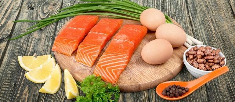 Для чего нужен белок при похудении?