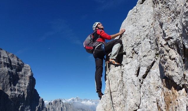 Упражнение альпинист для пресса и активного метаболизма