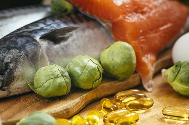Роль омега-3 при похудении